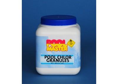 Pool Master Chlorine Granules