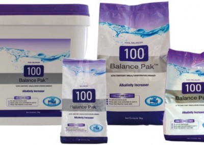 Balance Pack 100 - Pool Cleaning Product