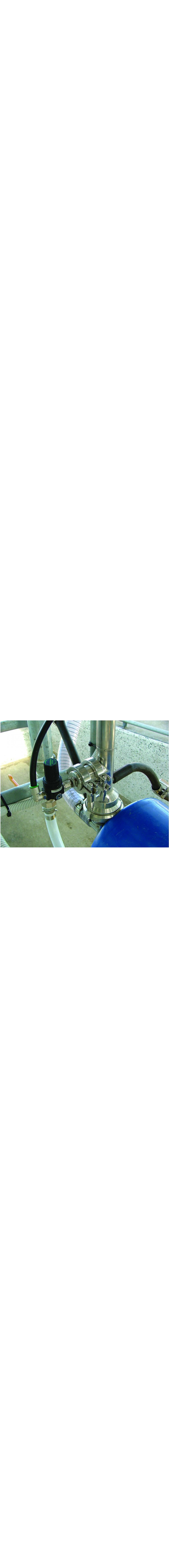 Pneumatic Milk Recovery