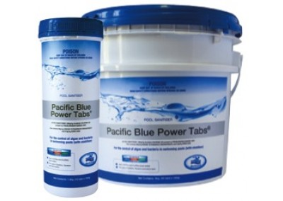 Pacific Blue Power Tabs - Pool Cleaning Product