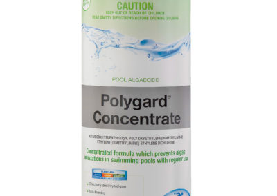 Polyguard Concentrate - Pool Cleaning Product -