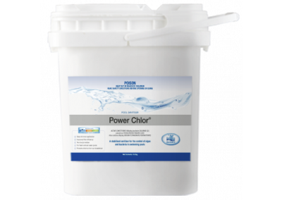 Power Chlor - Pool Cleaning Product