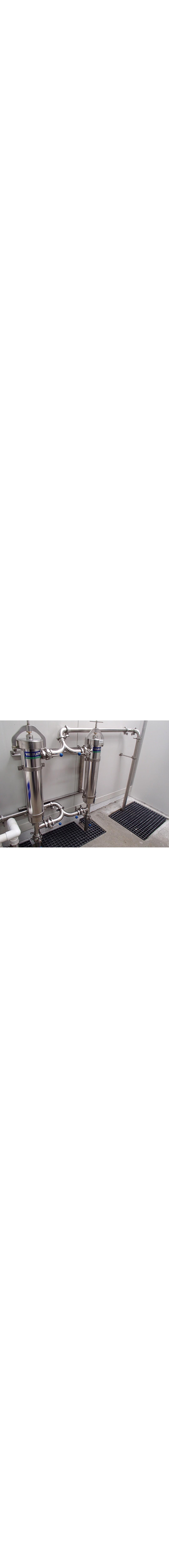 Stainless Steel Milk Filters